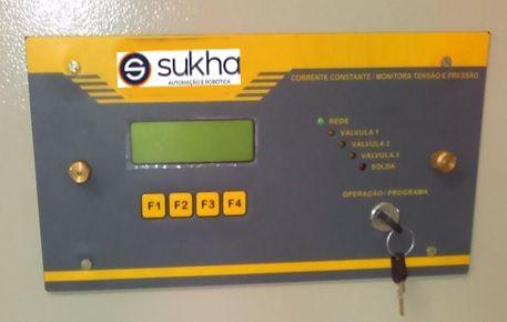 Controlador de Solda SSP5000
