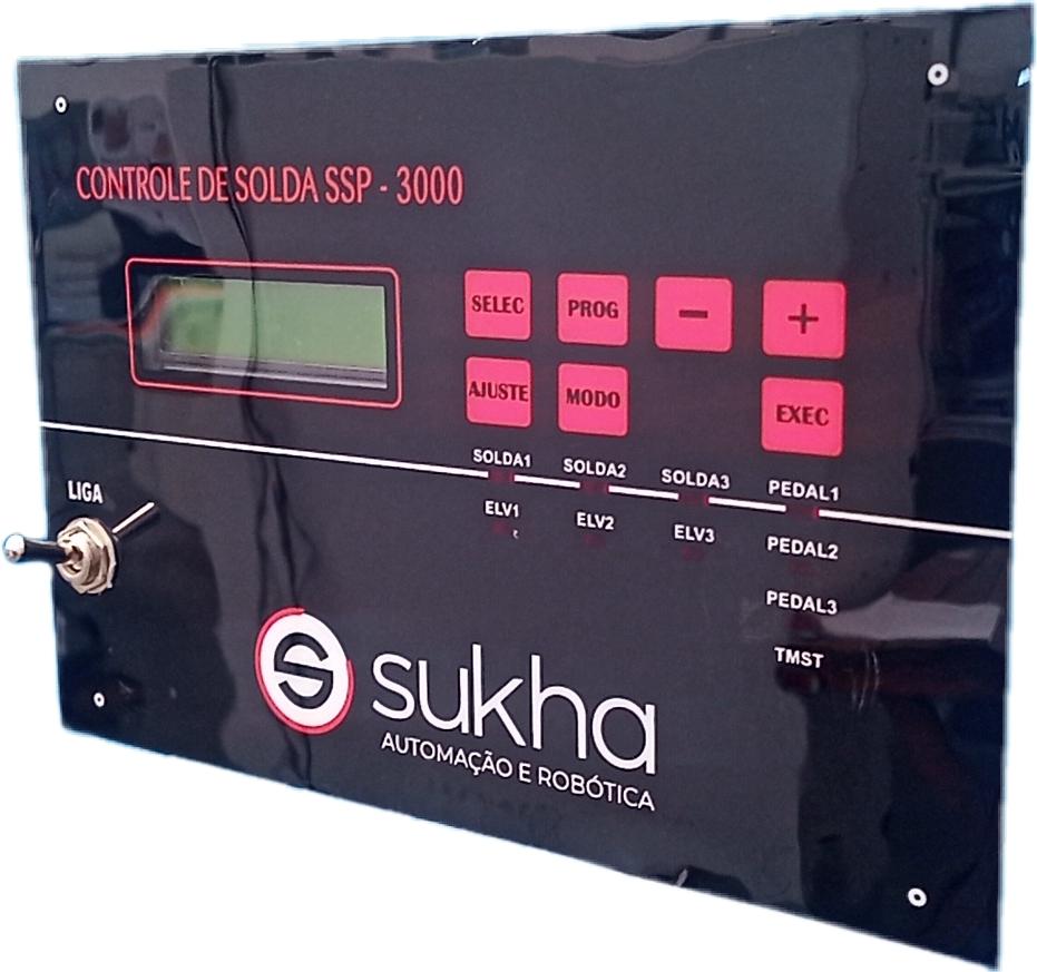 Controlador de Solda SSP3000