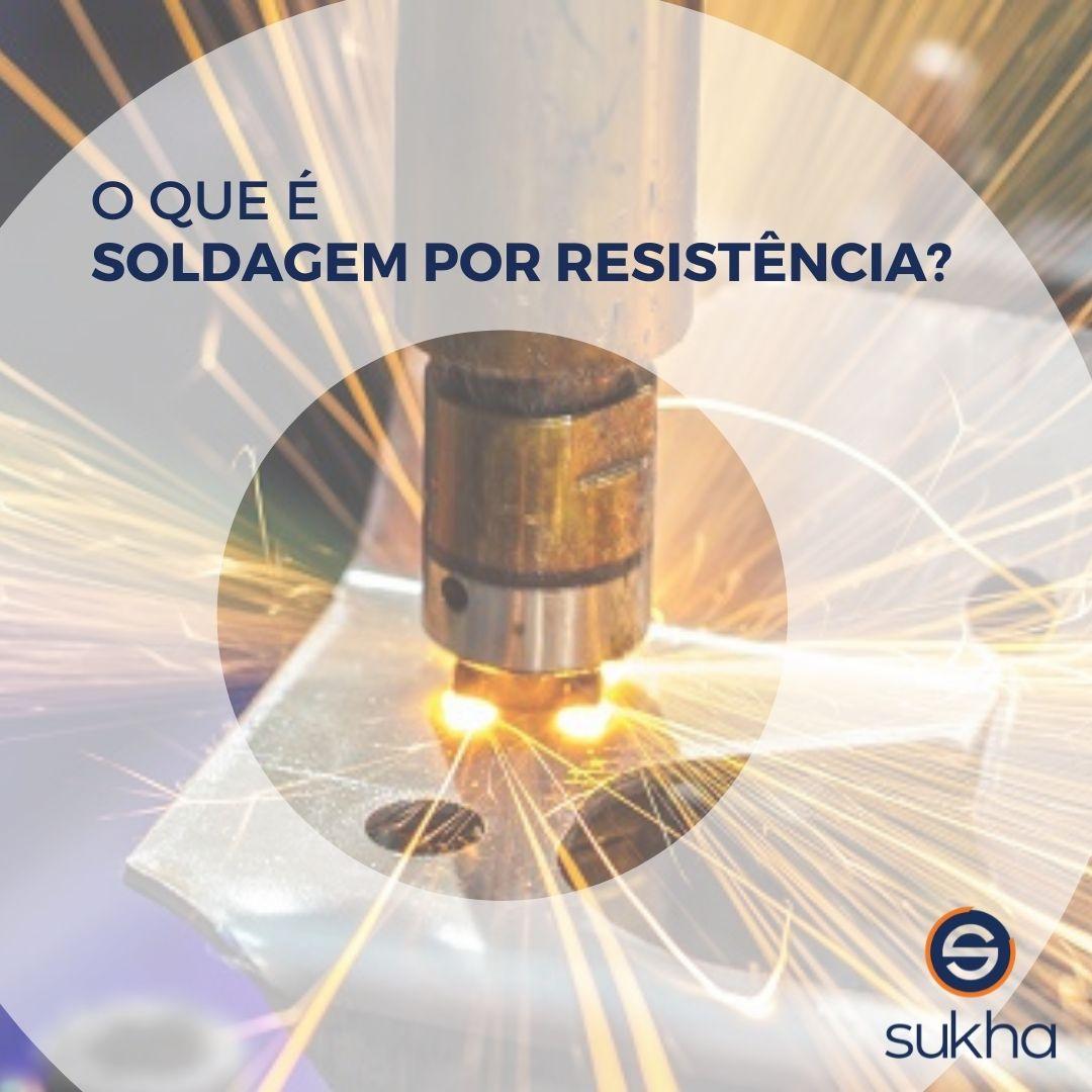Solda por Resistência
