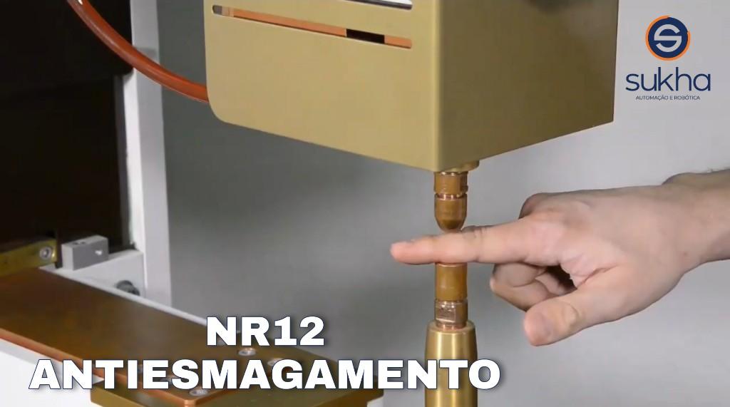 NR12 - Sistema Antiesmagamento